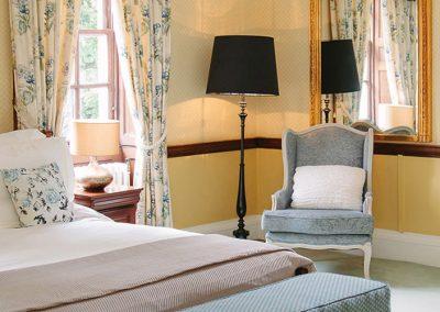 Sprivers Mansion Bridal Suite