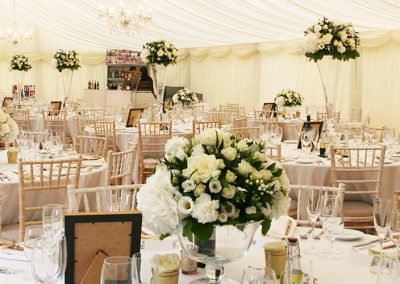 Gardens and Marquees at Sprivers