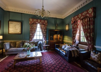 The Blue Room at Sprivers Mansion - a secluded Kent wedding venue