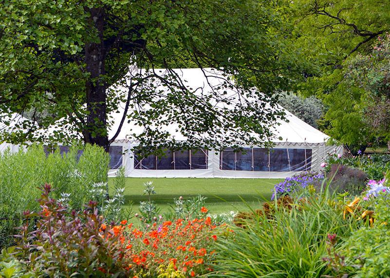 The grounds at Sprivers - Secluded Country House Kent Wedding Venues